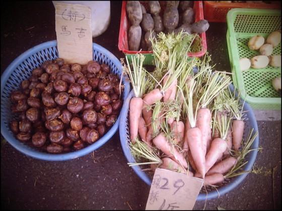 逛市場。發現當季美味食材