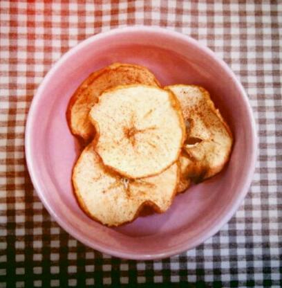 星星肉桂蘋果片