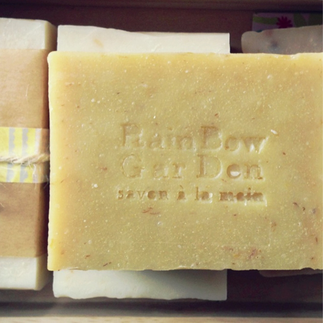 金盞花園舒緩保濕皂。Calendula Sensitive Soap