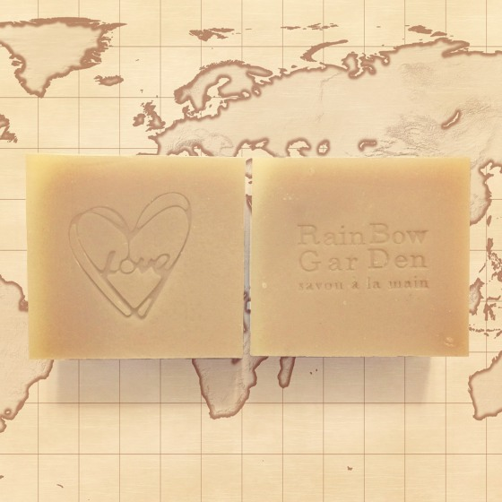 從頭到腳,艾平安快樂旅行皂