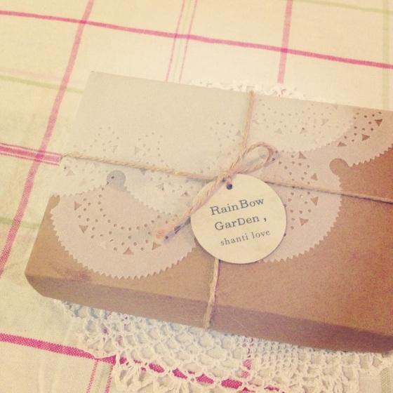 幸福婚禮。小禮盒