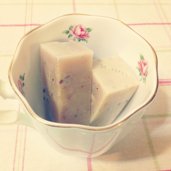 玫瑰小姐 嫩白滋養皂。Rose WhiteningSoap