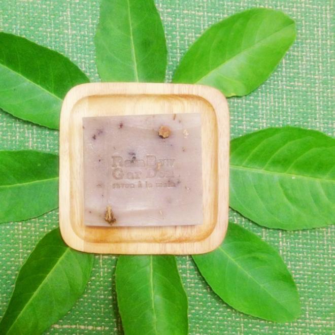 金枝玉葉。鮮綠保濕皂
