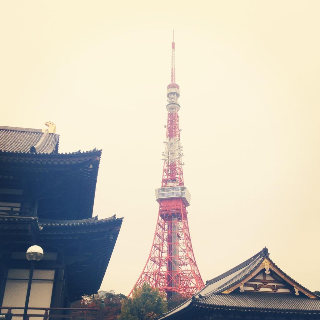 早安!東京鐵塔