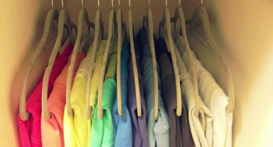 1115-彩虹瑜伽服