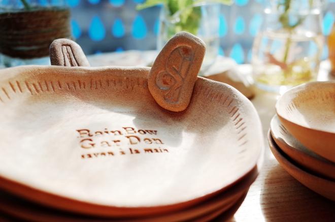 在生活裡練習的小皿